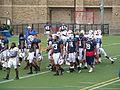 Buffalo Bills defensive linemen at 2012 training camp.jpg