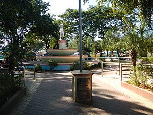 José Torres Bugallón - Monument in Bugallon, Pangasinan.