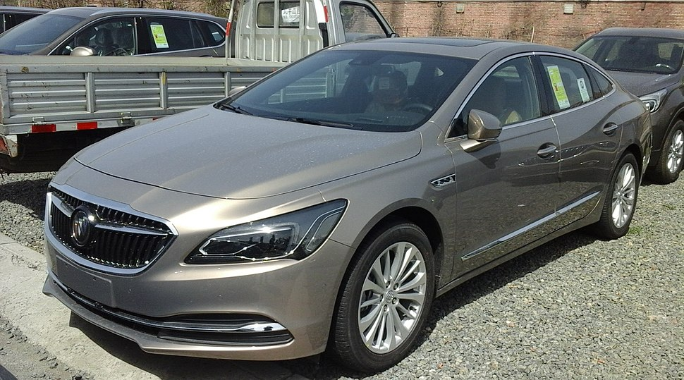Buick LaCrosse III 00002 China 2016-04-13