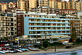 Building in Messina seen from the Strait of Messina - Italy 2015.JPG