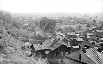 Mogilev - Mogilev in July 1941