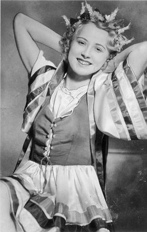 Marika Rökk - Marika Rökk in the 1920s