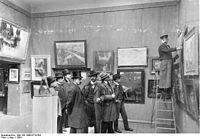 Bundesarchiv Bild 183-1986-0718-502, Berlin, Vorbereitung Sezession-Ausstellung.jpg
