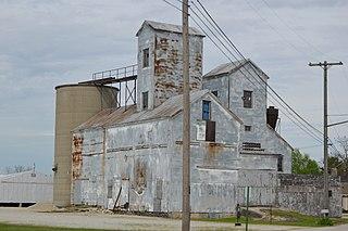Burgoon, Ohio Village in Ohio, United States