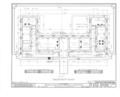 Burlington County Prison, 128 High Street, Mount Holly, Burlington County, NJ HABS NJ,3-MOUHO,8- (sheet 1 of 24).png