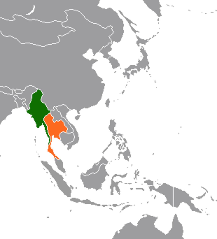 Myanmarthailand relations wikipedia gumiabroncs Gallery