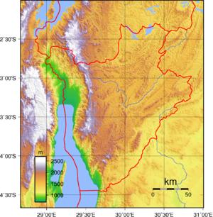 Geography of Burundi - Topography of Burundi