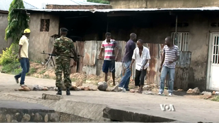 2015 Burundian <i>coup détat</i> attempt