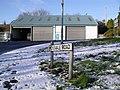 Bus Depot, Dromore - geograph.org.uk - 1627254.jpg
