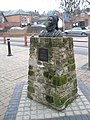 "Bust of ""Good Queen Bess"" in Charter Walk - geograph.org.uk - 1100997.jpg"