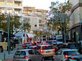 Busy Makariou Avenue during early afternoon Nicosia Republic of Cyprus24.jpg
