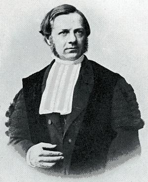 C. H. D. Buys Ballot - Ballot in 1857.