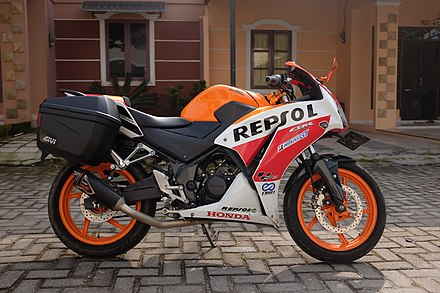 water pump cbr 150 repsol