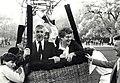 CIOS - 35 jarig jubileum, demonstratie hete luchtballon. Geschonken in 1986 door fotograaf C. de Boer. Identificatienummer 54-014478, NL-HlmNHA 54015736.JPG