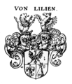COA von Lilien sw.png