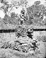 COLLECTIE TROPENMUSEUM Beeld van Rawana in de hindoeïstische tempel van Grobogan Midden Java TMnr 10016498.jpg