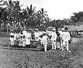 COLLECTIE TROPENMUSEUM Eerste steenlegging van de Europeesche school te Solok (Sumatra) TMnr 10021633.jpg