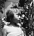 COLLECTIE TROPENMUSEUM Portret van een meisje behorende tot de Brahmanenkaste TMnr 20000010.jpg