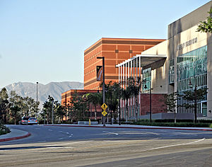 Eastside Los Angeles - California State University, Los Angeles, Student Union and Luckman Auditorium, 2010
