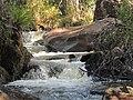 Cachoeira dos Pretos Esporte de Aventura Se você curte esporte de aventura terá a chance de praticar próximo a cachoeira. - panoramio.jpg