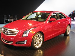 Cadillac ATS at NAIAS 2012.jpg