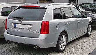 Cadillac BLS - Cadillac BLS Wagon rear