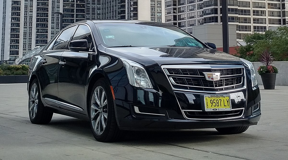 Cadillac Xts Wikipedia | Autos Post
