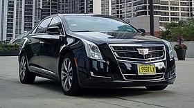 Cadillac Xts Wikipedia