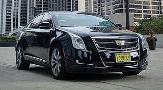 Cadillac XTS Motor vehicle