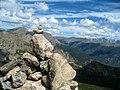 Cairn on Flattop Mountain.jpg