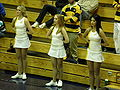 Cal Dance Team at 2008 Golden Bear Classic championship game 4.JPG