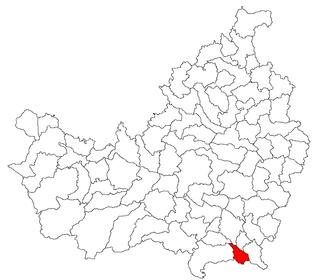 Călărași, Cluj Commune in Cluj, Romania