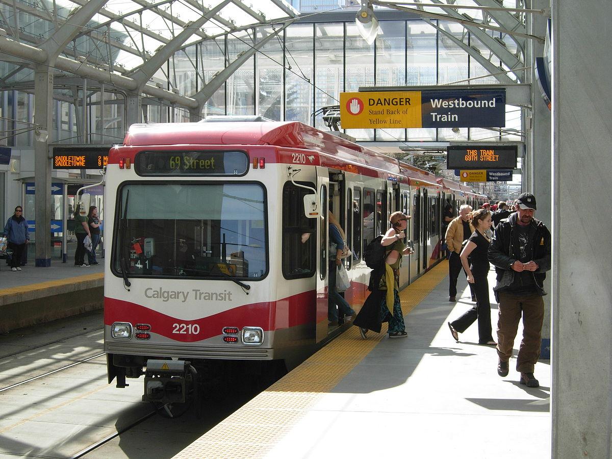 Transportation In Calgary Wikipedia