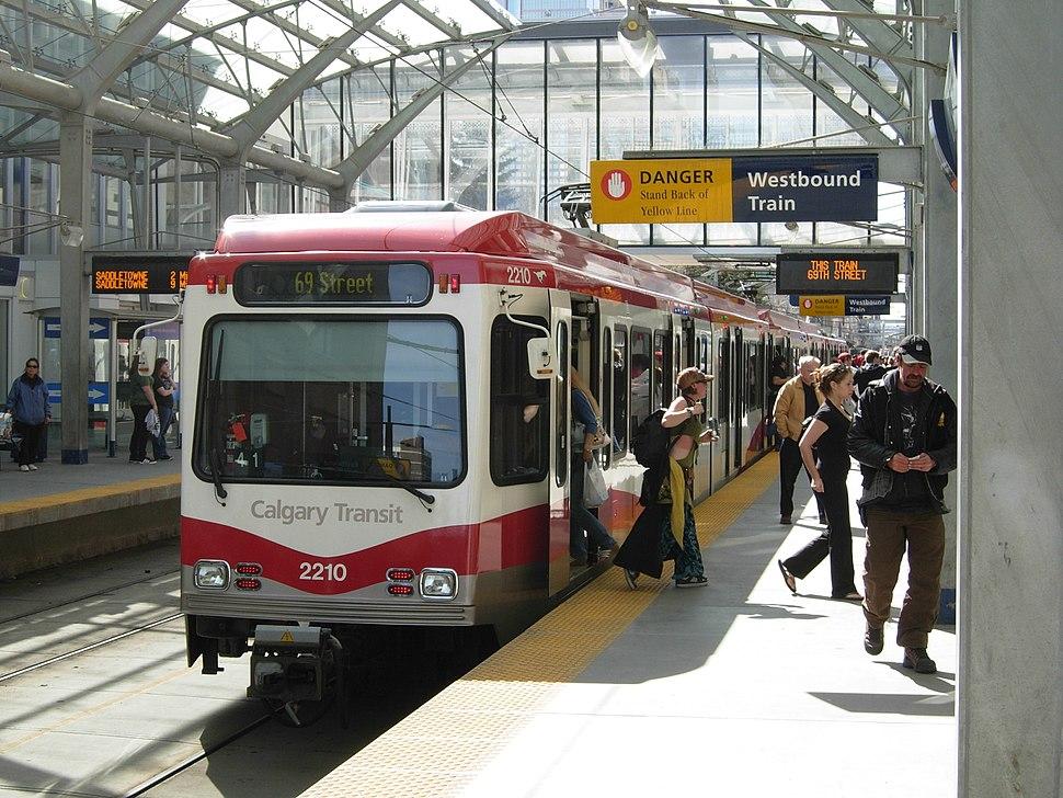 Calgary LRT-3