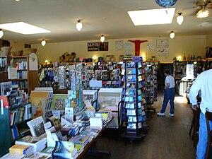 San Gregorio, California - Interior of San Gregorio General Store