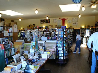 San Gregorio, California - Interior of San Gregorio General Store