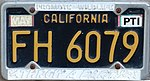 California license plate Trailer 1960s.jpg