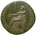 Caligula sesterce Gallica 16005 avers.jpg