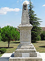 Cambes - Monument aux morts -1.JPG