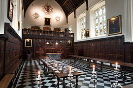 Cambridge - Christ's College - 1479