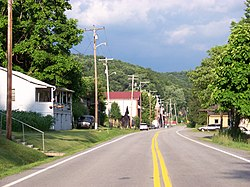 Central Camden-on-Gauley