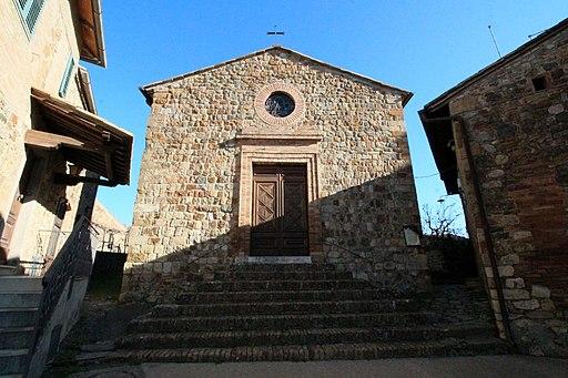 Pieve dei Santi Biagio e Donato, Camigliano
