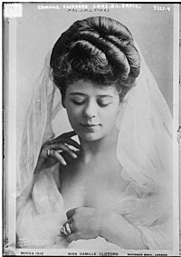 Camille Clifford (Mrs. H.L. Bruce) (Mrs. J.M.J. Evans) (LOC).jpg