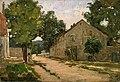 Camille Pissarro, Route de Port-Marly, 1860 — 1867, PD.58-1958, The Fitzwilliam Museum.jpg