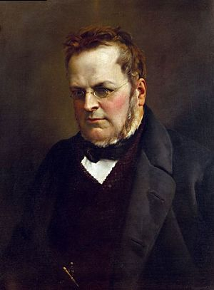 Count Camillo Benso of Cavour, the first Prime Minister of the unified Italy Camillo Benso Cavour di Ciseri.jpg
