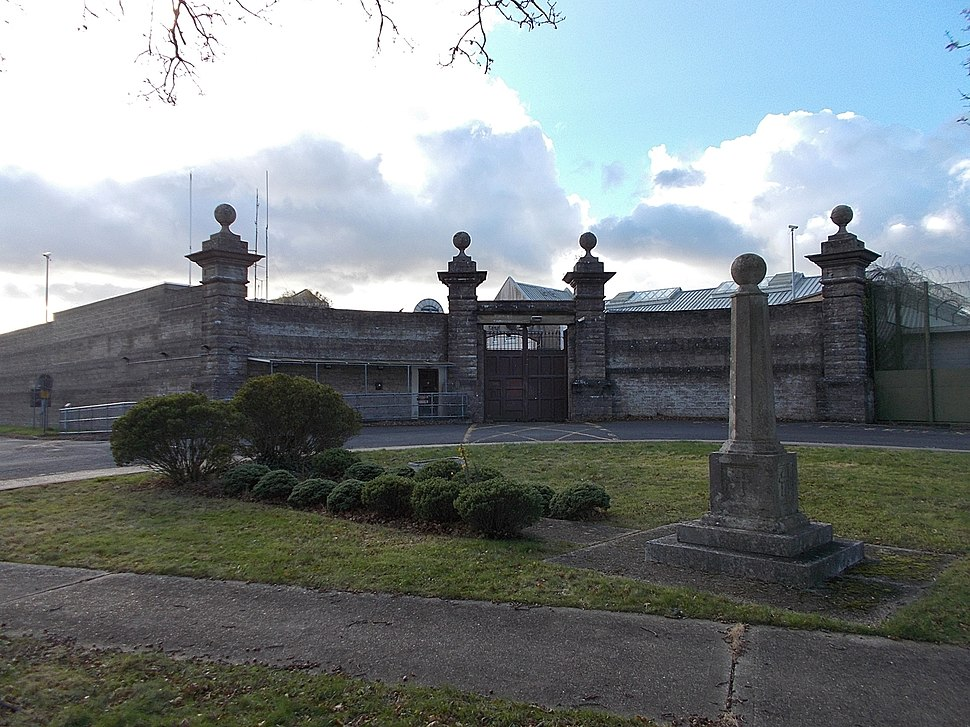 Camp Hill Prison, Isle of Wight, UK