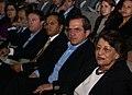 """Canciller Patiño asiste al lanzamiento del programa de becas de la SENESCYT """"Convocatoria Abierta 2011"""" (5372898885).jpg"""