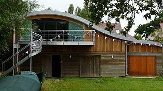 Cantabrigian Rowing Club - Image: Cantabrigian Rowing Club Boathouse