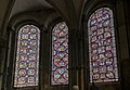 Canterbury Cathedral interior, Stained glass windows (45774904264).jpg