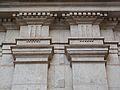 Capitells de les pilastres de la façana, palau del marqués de Campo, València.JPG